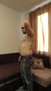 Пока сброс веса заметен не сильно, но это пока...