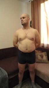 Сброшено 7 кг лишнего жира. Продолжаем мужское похудение