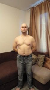 Мое мужское похудение. Теперь мой вес 85.9 кг