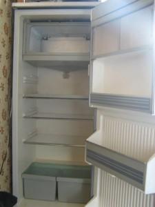 так должен выглядеть холодильник во время похудения