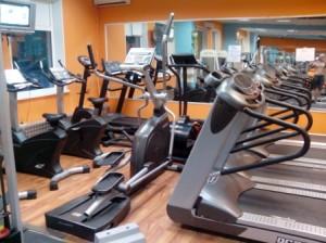 Спортзал для похудения. Кардиогруппа