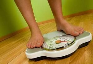 постепенная диета для сброса лишнего мужского веса