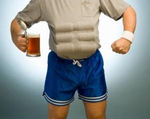 похудение в тренажерном зале - это по-мужски